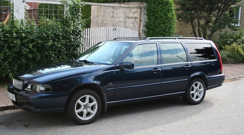 używany samochód Volvo V70