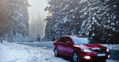 Problem z autem podczas zimy