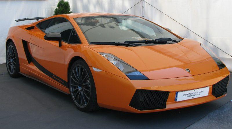 wynajem Lamborghini Gallardo